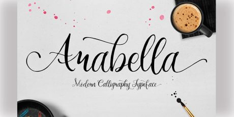 modern calligraphy handwriting font