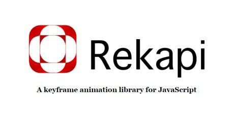 javascript keyframe animation library