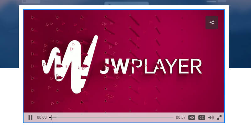 jwplayer flash video player gratuit