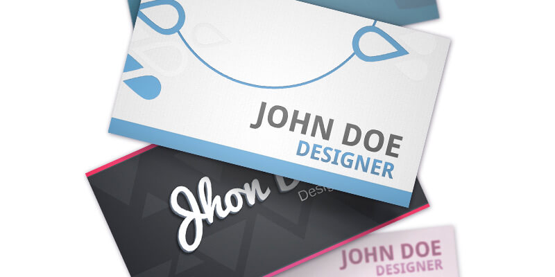 multistyle business card templates