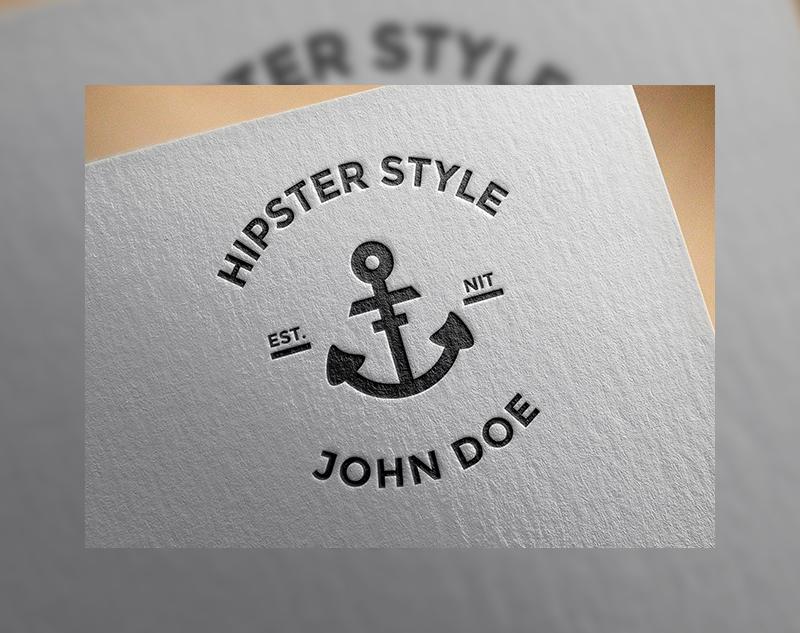 Nautical Branding Design Package - ByPeople