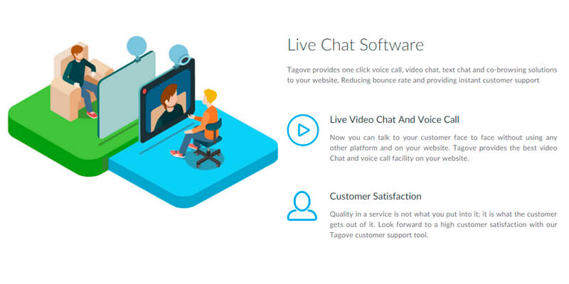 how to integrate live chat in my website