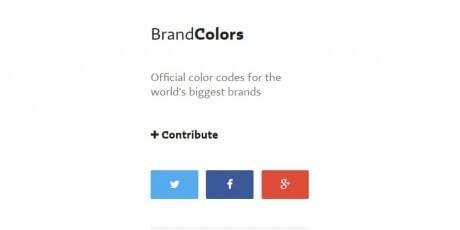 brands color picker