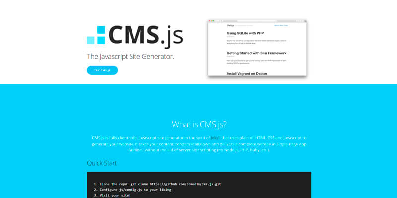 CMS.js: Jekyll Javascript CMS - ByPeople
