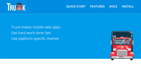 mobile applications framework