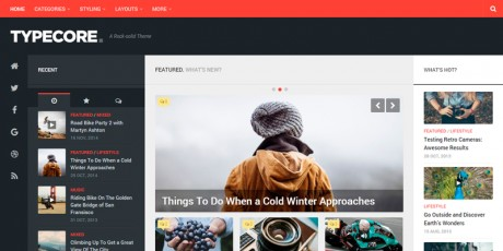 original blogging wordpress theme