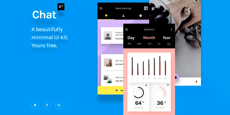 ui design template kits bypeople