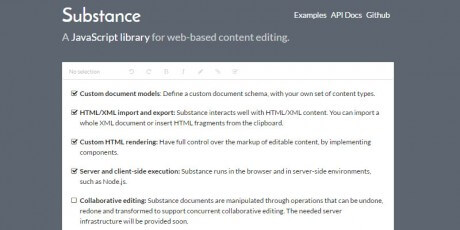 web based content editing