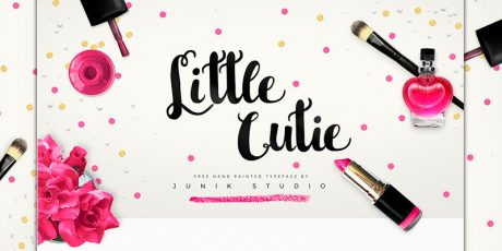 elegant stylish handwritten font