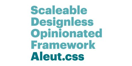 scalable css framework
