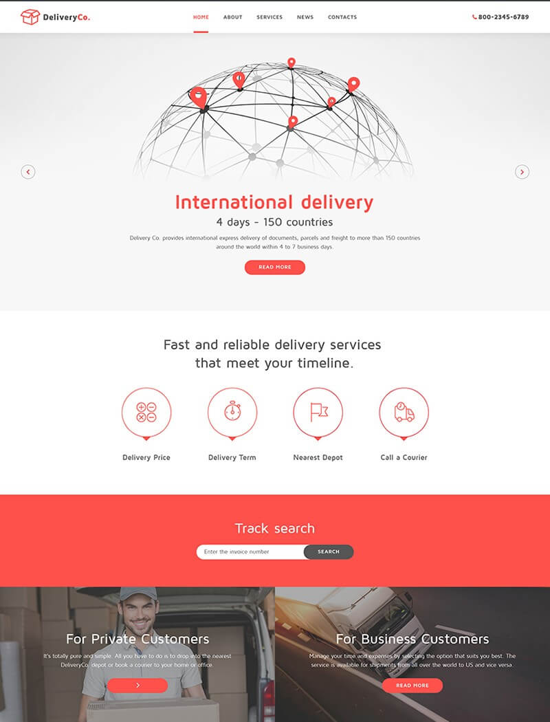 DeliveryCo