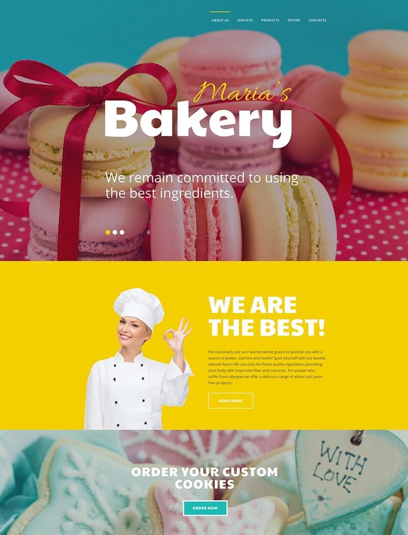 Maria's Bakery