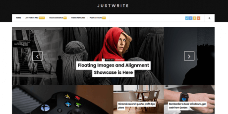 useful multipurpose wordpress theme