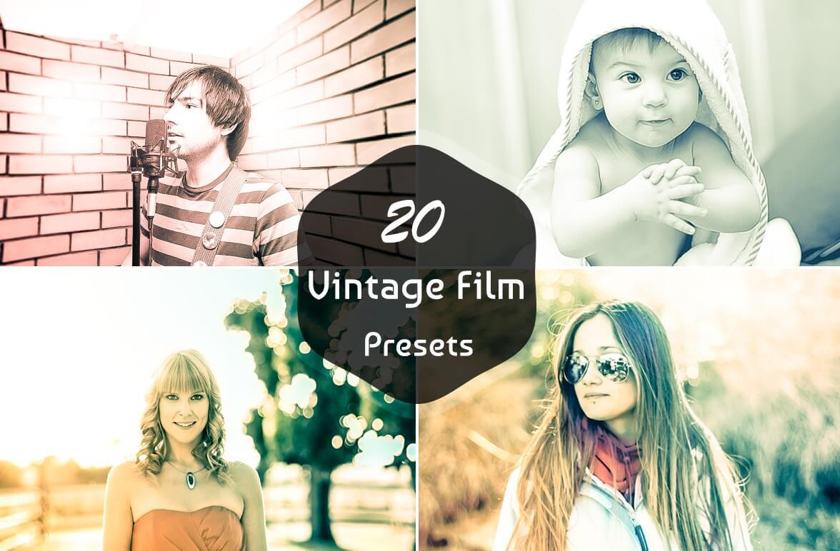 vintage film 1