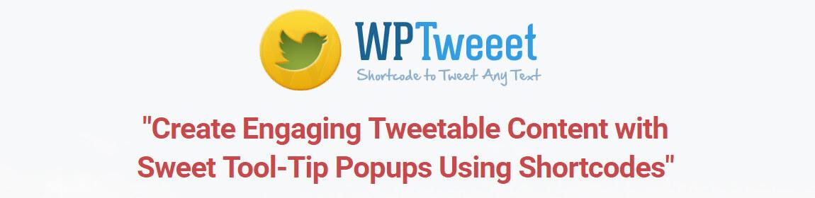 Wp tweet
