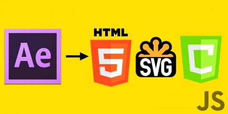 after effects to html javascript library