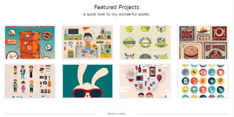 celestino creative portfolio theme