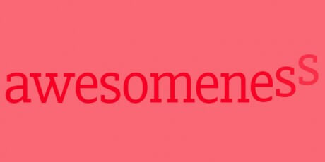 css hover falling text effect
