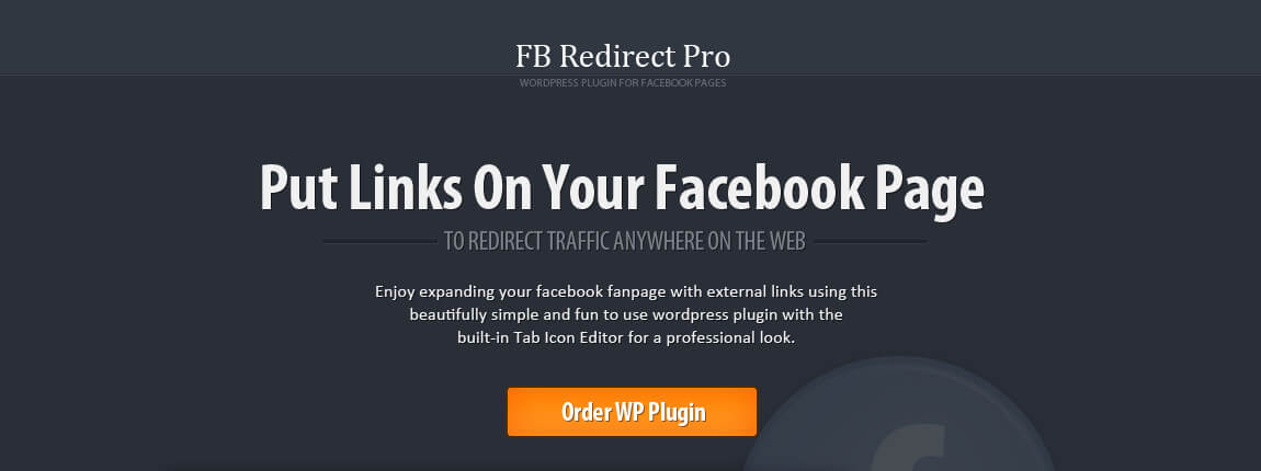 fb redirect