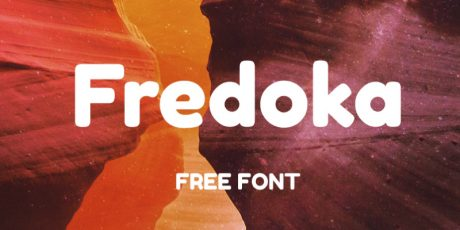 free rounded bold font