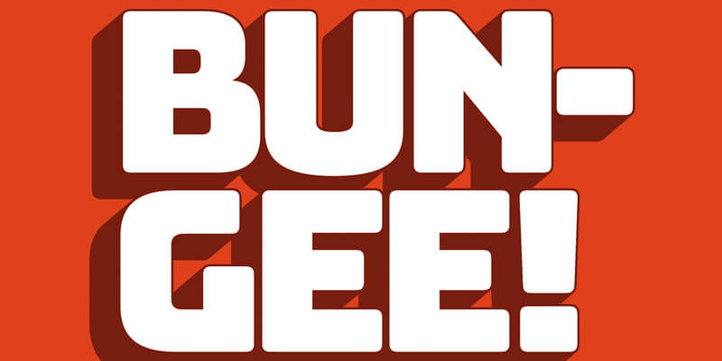 Bungee Free Urban Bold Font