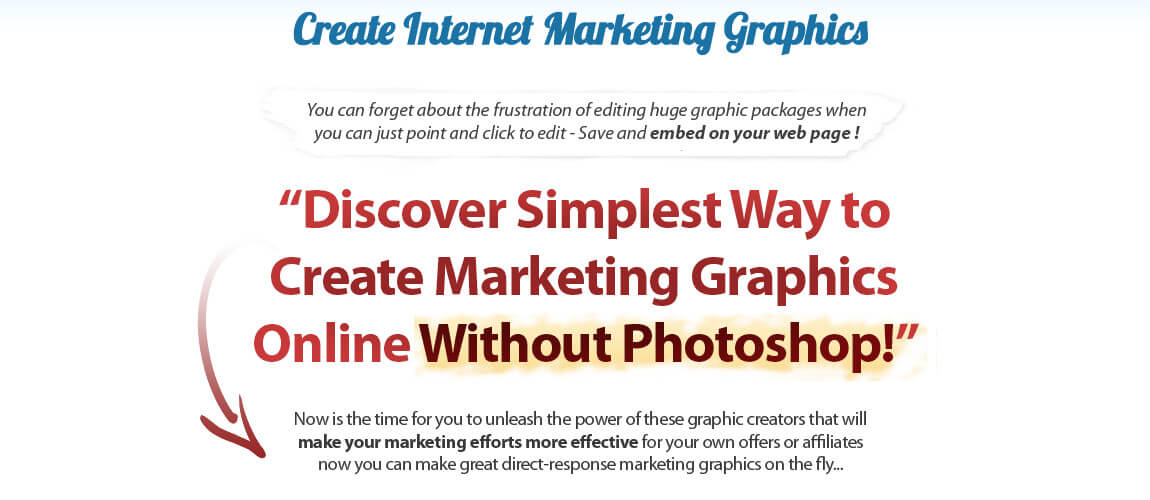 marketing graphics