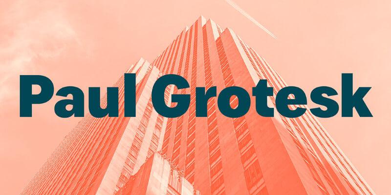 modern looking free font