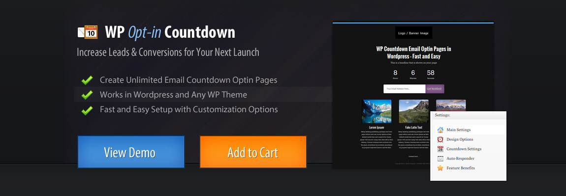 opt in countdown