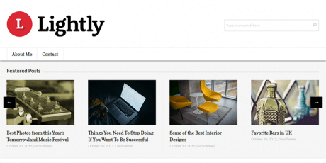 responsive blog magazine wordpress theme