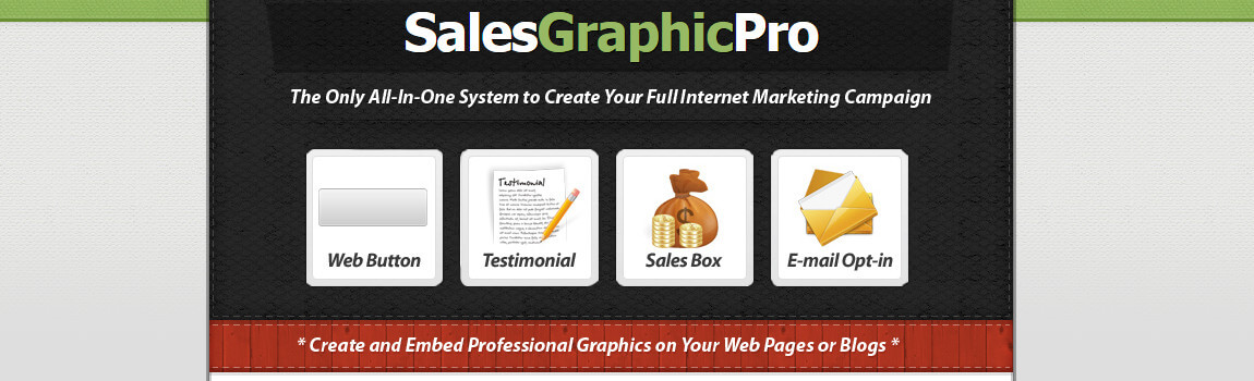 sales graphics