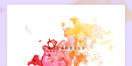 watercolor effects javascript library