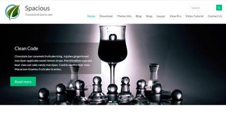 wordpress theme responsive clean multipurpose