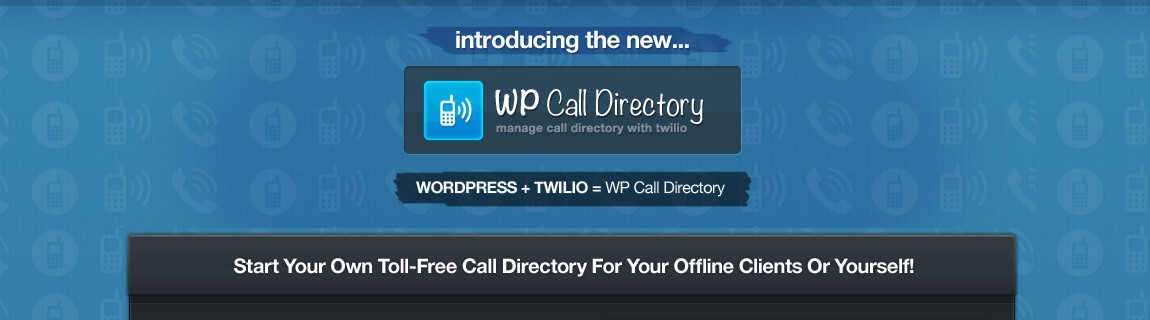 wp call directory