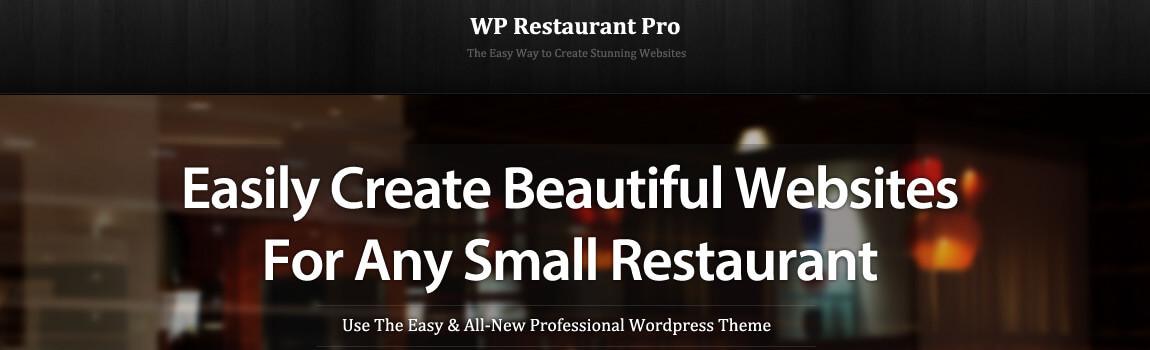 wp restaurant