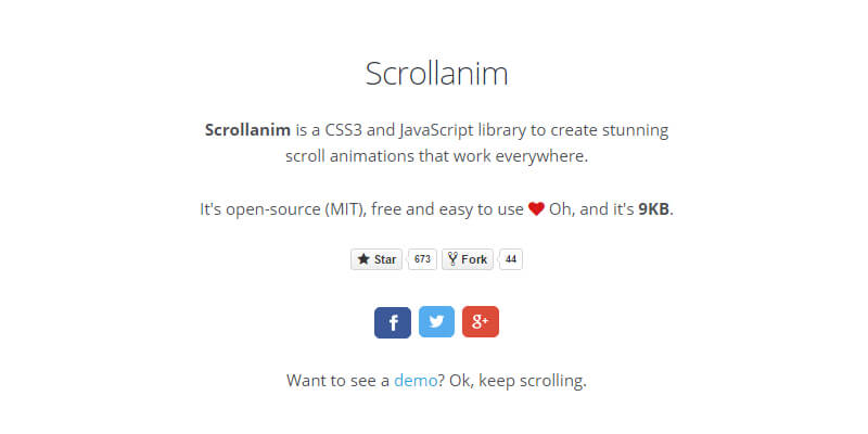Css Animations On Scroll - Best Animation 2018