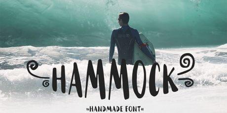 handmade sans serif font