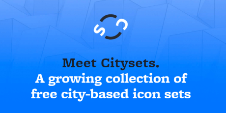 city based icon sets