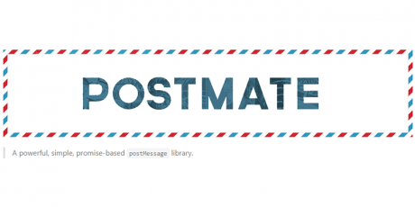 promise based postmessage library