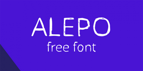 rough sketch font