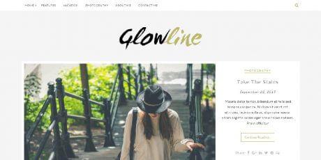 wordpress theme blogger free