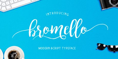 beautiful script otf font