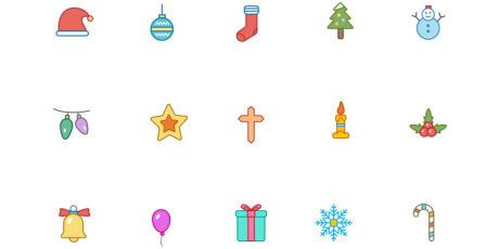 free christmas ai svg psd pdf svg icons