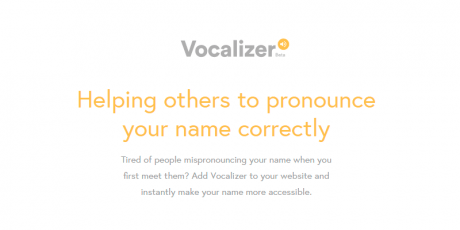 help others pronounce your name