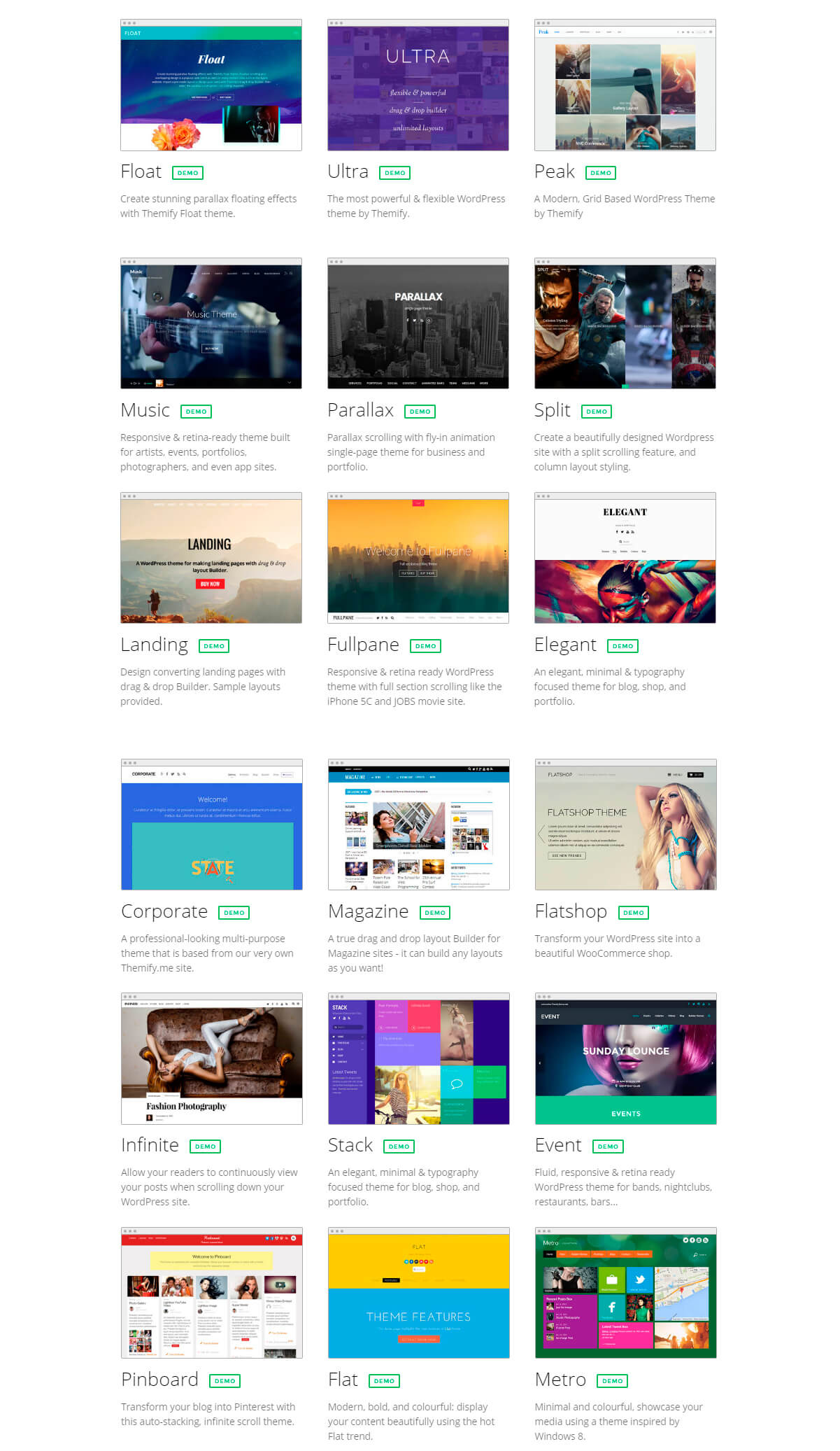 theme preview images