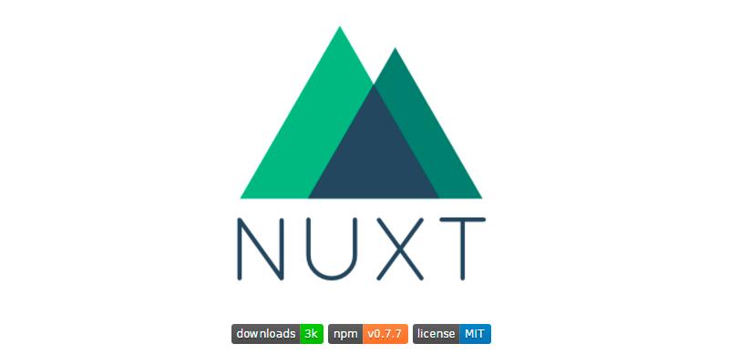 Nuxt js: Minimalistic Vue Framework | Bypeople
