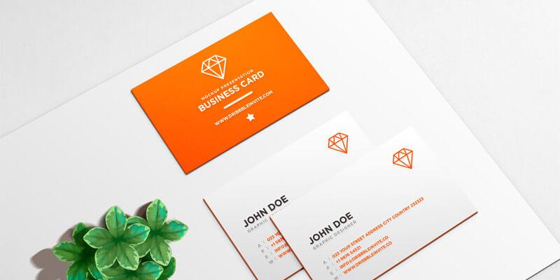 Beautiful business card mockup psd bypeople colourmoves