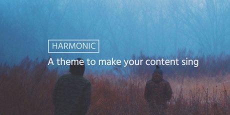 minimal clean blogging wordpress theme
