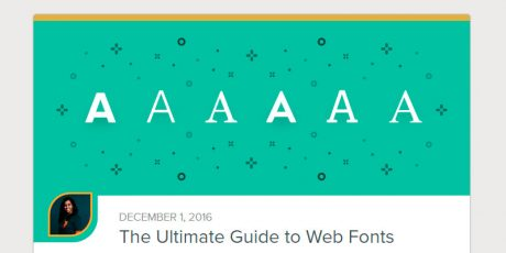 the ultimate guide to web fonts in email tutorial