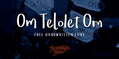 free rounded handwritten otf ttf font