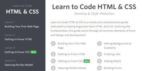 html css beginner advanced guide